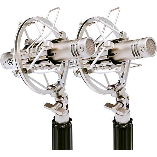 Warm Audio WA-84 Small Diaphragm Condenser Microphone Stereo Pair
