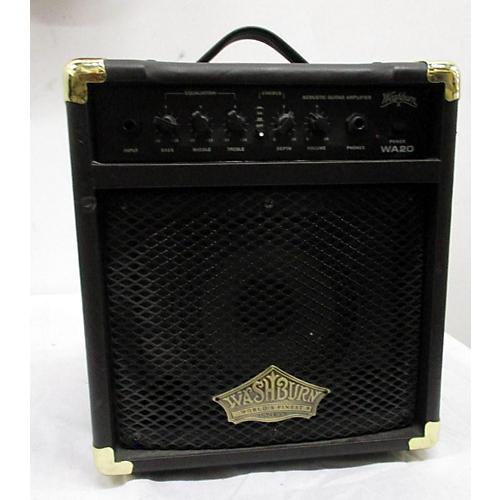Washburn WA20 Acoustic Guitar Combo Amp