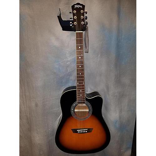 Washburn WA90CE Acoustic Electric Guitar