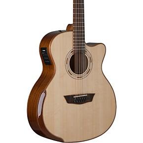 washburn wcg15sce12 12 string acoustic electric guitar guitar center. Black Bedroom Furniture Sets. Home Design Ideas