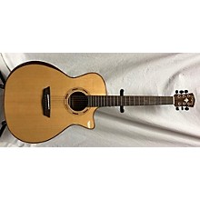 Washburn WCG22SCE Comfort Series Grand Auditorium Acoustic Electric Guitar
