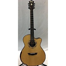 Washburn WCG25SCE Acoustic Electric Guitar