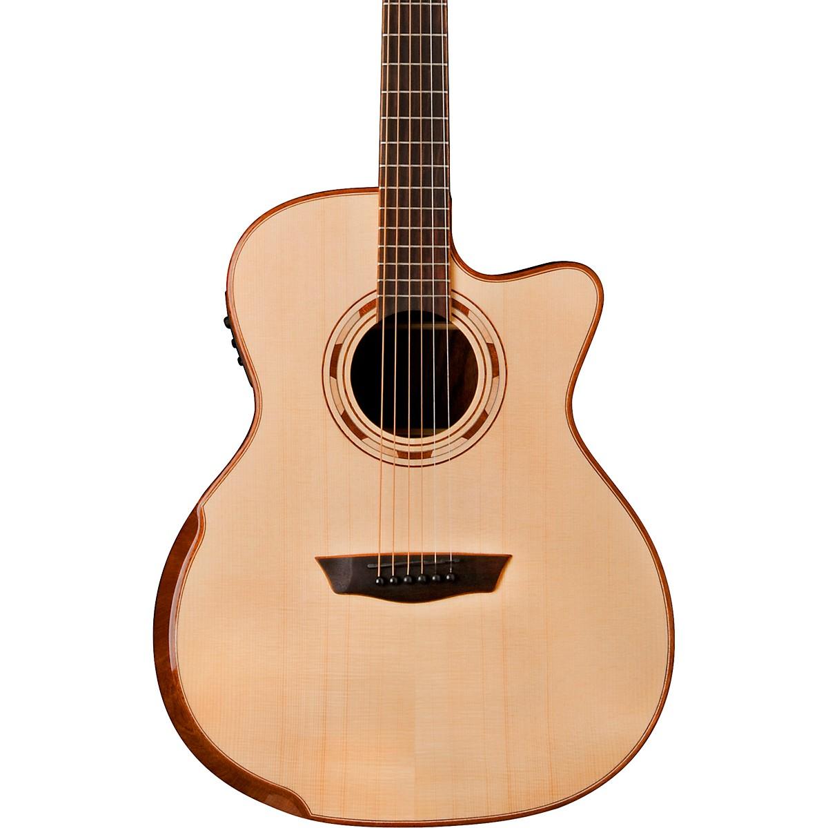 Washburn WCG25SCE Comfort Series Acoustic-Electric Guitar