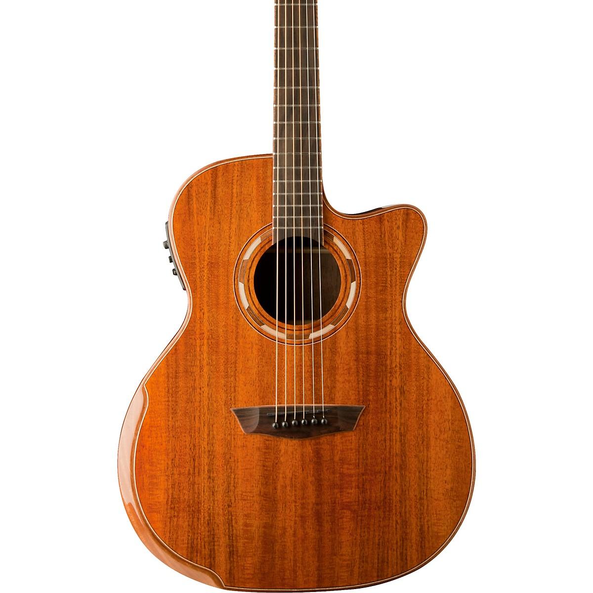 Washburn WCG55CE Comfort Acoustic-Electric Guitar