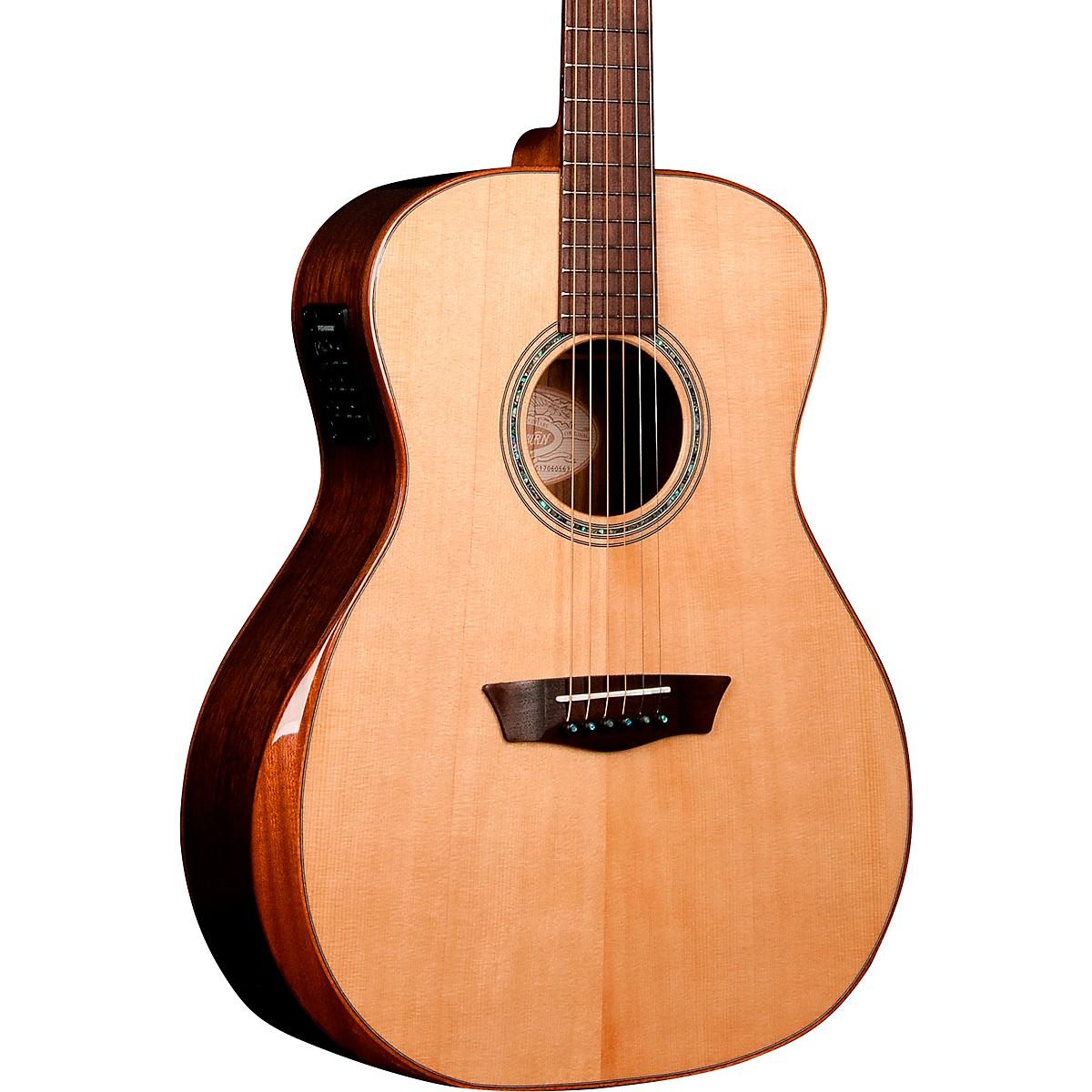 Washburn WCG700WEK-D Comfort Grand Auditorium Acoustic-Electric Guitar