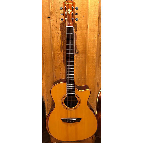 Washburn WCG70SCEGO Acoustic Electric Guitar