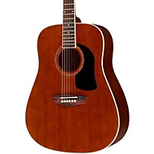 WD100DL Dreadnought Mahogany Acoustic Guitar Natural