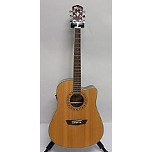 Washburn WD20SCE Acoustic Guitar