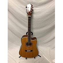 Washburn WD7SCE Acoustic Electric Guitar