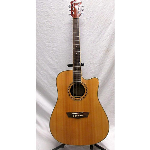 Washburn WD7SCE Acoustic Guitar