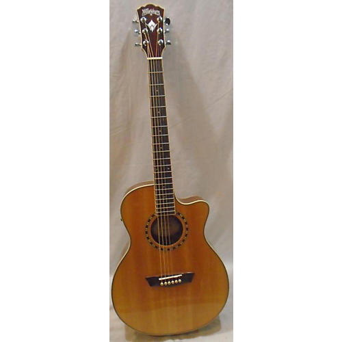 Washburn WF10SCE Acoustic Electric Guitar