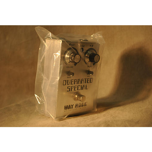 Way Huge Electronics WHE208 Overrated Special #36 Out Of 1000 Effect Pedal