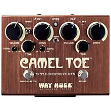Way Huge Electronics WHE209 Camel Toe Triple Overdrive MKII Level 1