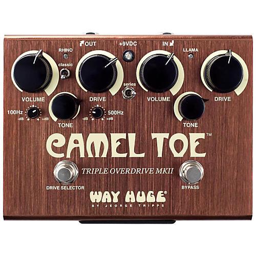 Way Huge Electronics WHE209 Camel Toe Triple Overdrive MKII