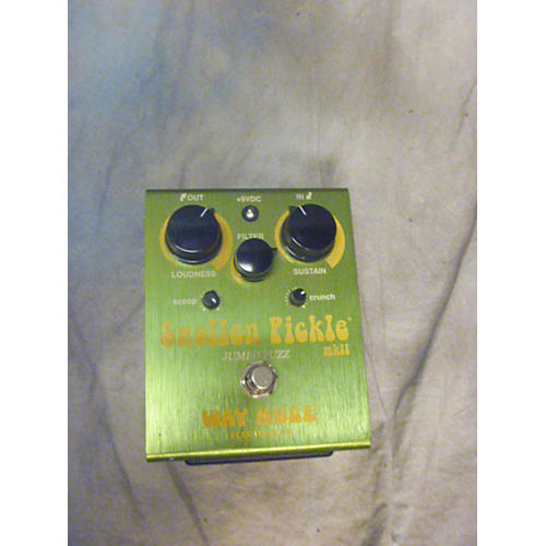 Way Huge Electronics WHE401 Swollen Pickle Jumbo Fuzz Effect Pedal