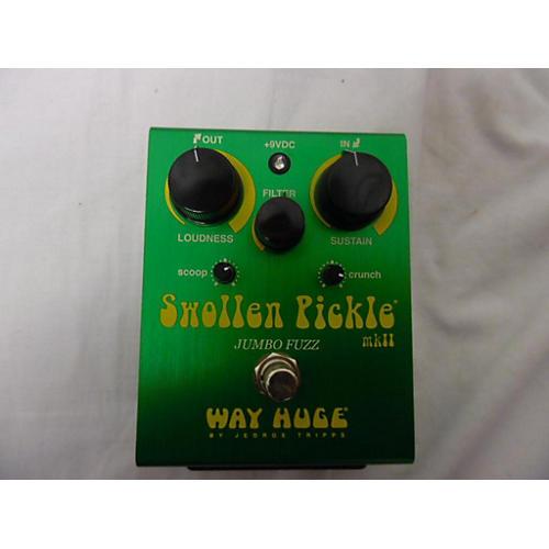 Way Huge Electronics WHE401 Swollen Pickle Jumbo Fuzz Effect Pedal