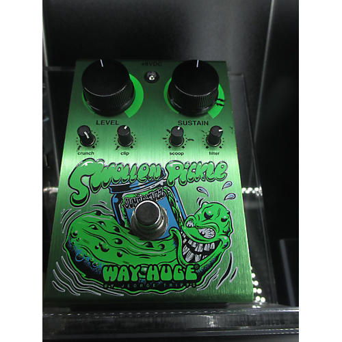 Way Huge Electronics WHE402DD Swollen Pickle Jumbo Fuzz Dirty Donny Effect Pedal