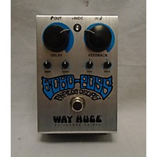 Way Huge Electronics WHE702 Echo Puss Analog Delay Effect Pedal