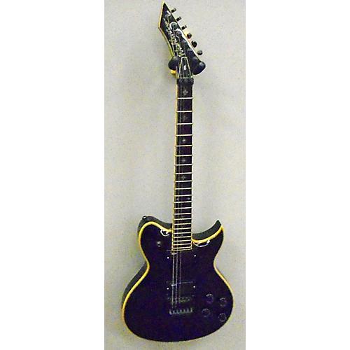 used washburn wi 50v hm series idol solid body electric guitar