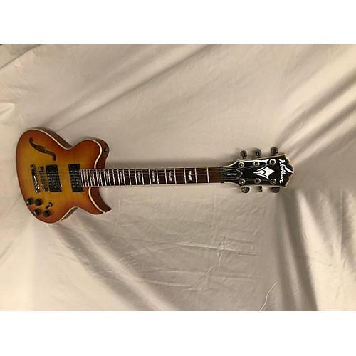 Washburn WI67PROF Hollow Body Electric Guitar