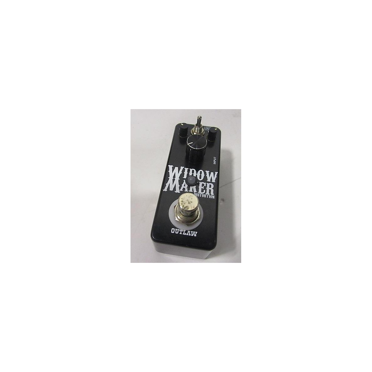 Outlaw Effects WIDOW MAKER Effect Pedal