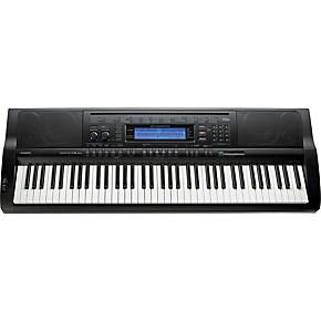 Electronic Keyboard Workstations : casio wk 500 76 key digital keyboard workstation guitar center ~ Russianpoet.info Haus und Dekorationen
