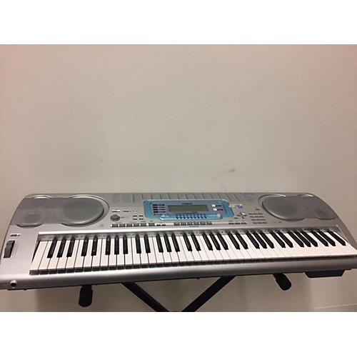 used casio wk3000 76 key portable keyboard guitar center. Black Bedroom Furniture Sets. Home Design Ideas