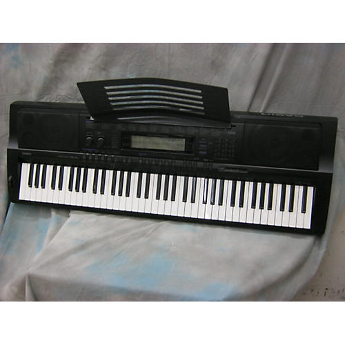 Casio WK500 76 Key Keyboard Workstation