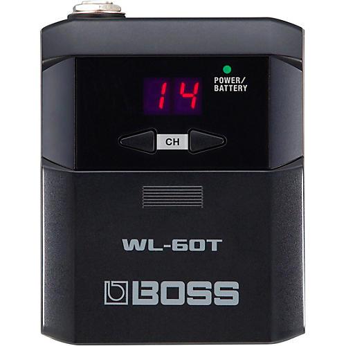 Boss WL-60T Wireless Transmitter
