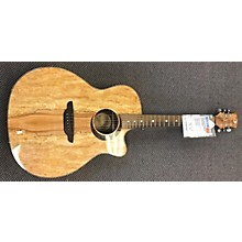 Luna Guitars WL Spalt Acoustic Electric Guitar