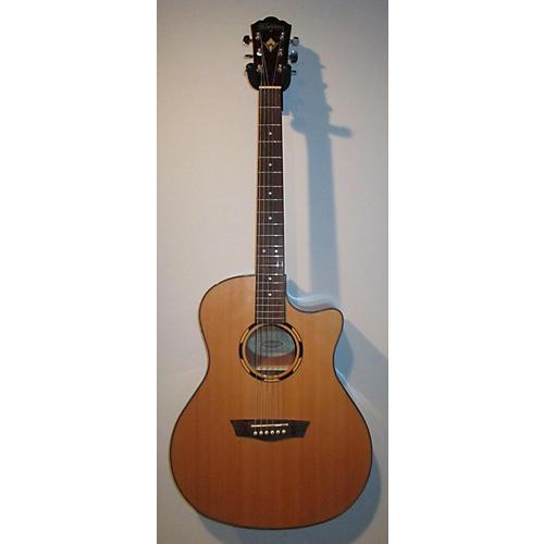 Washburn WL010sce Acoustic Electric Guitar