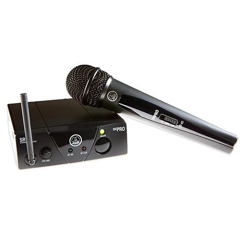 akg wms 40 mini vocal wireless system band a guitar center. Black Bedroom Furniture Sets. Home Design Ideas