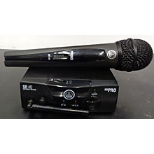 AKG WMS40 Mini Vocal Handheld Wireless System