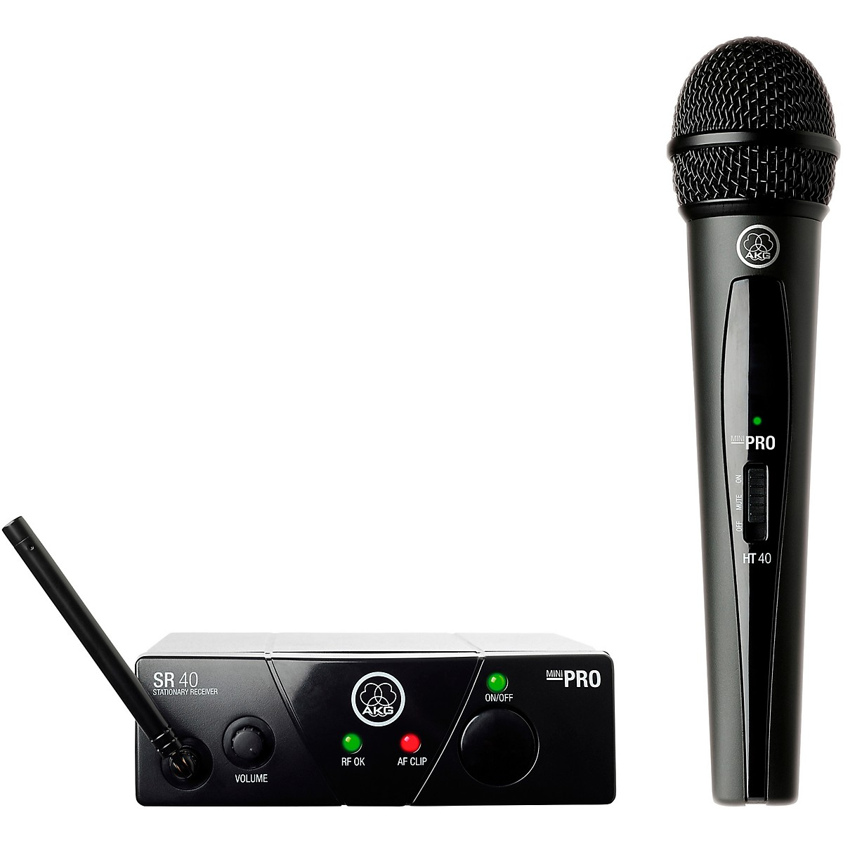 AKG WMS40MINI Vocal Set Band US25C