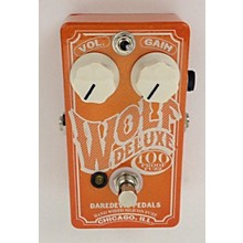 Daredevil Pedals WOLF DELUXE 100 PROOF FUZZ Effect Pedal