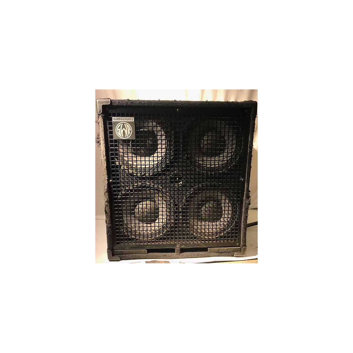 SWR WORKINGMAN'S 410T Bass Cabinet