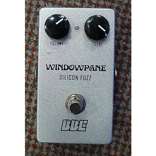 BBE WP69 Windowpane Silicon Fuzz Effect Pedal