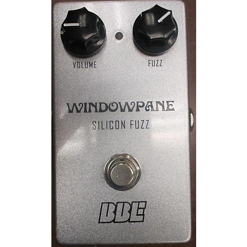 BBE WP69 Windowpane Silicon Fuzz Effect Pedal
