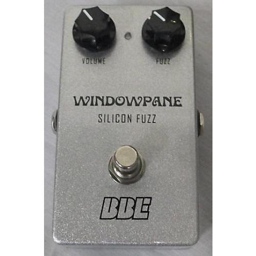 used bbe wp69 windowpane silicon fuzz effect pedal guitar center. Black Bedroom Furniture Sets. Home Design Ideas