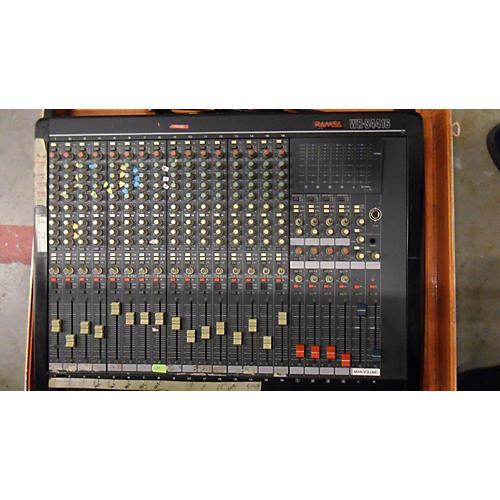 RAMSA WR-s4416 Unpowered Mixer