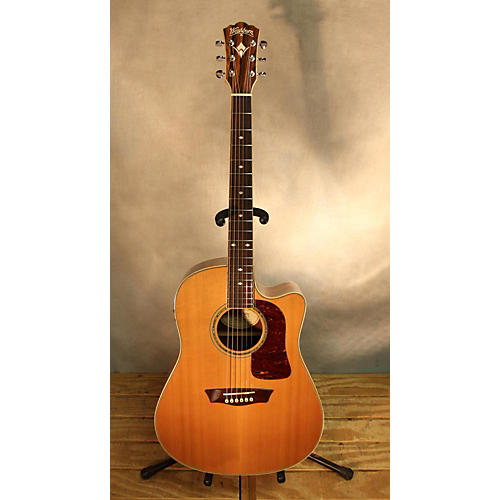 Washburn WSJ60SCE Acoustic Electric Guitar