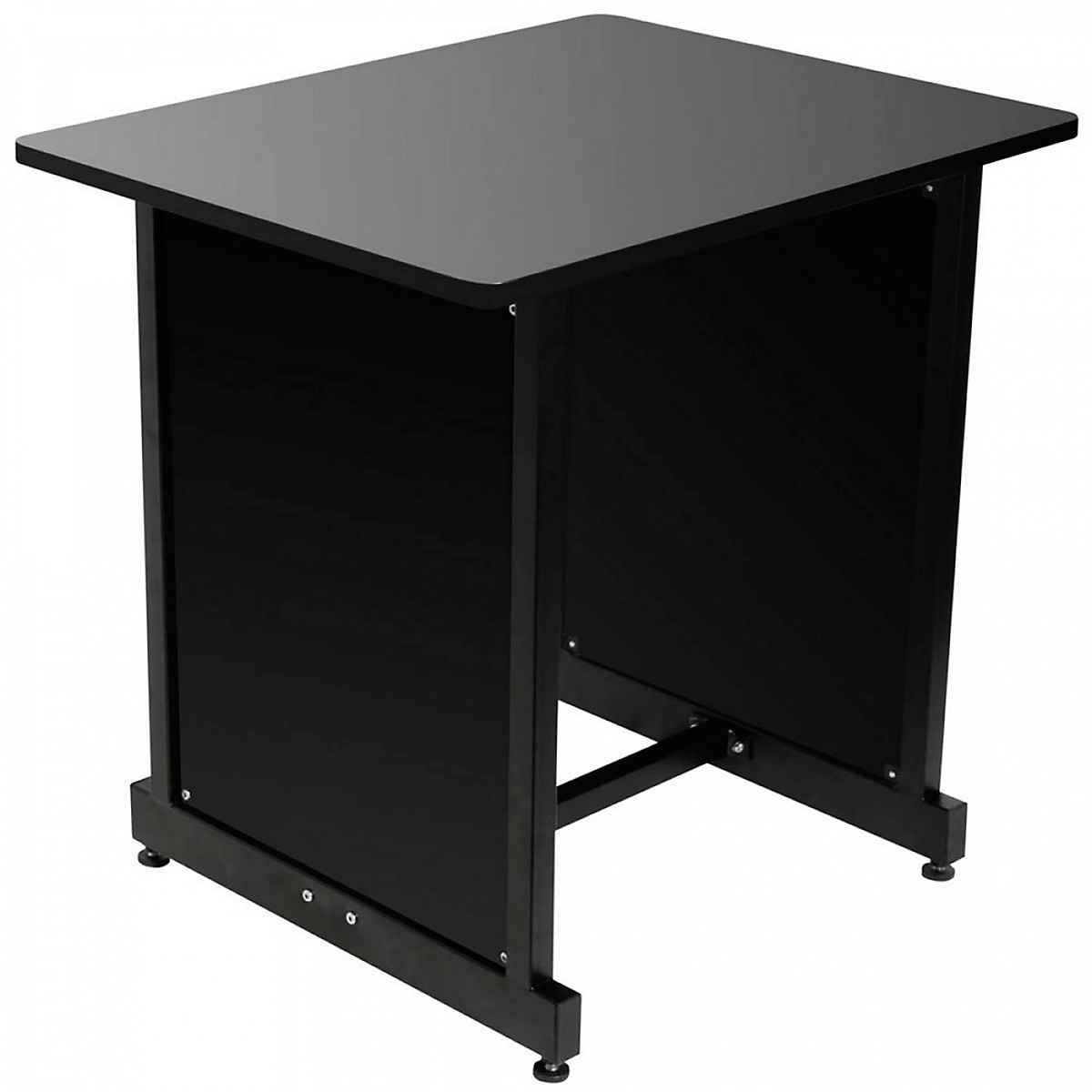 On-Stage WSR7500B 12-Space Rack Cabinet Black
