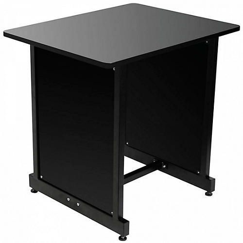 On-Stage WSR7500B 12-Space Rack Cabinet Black