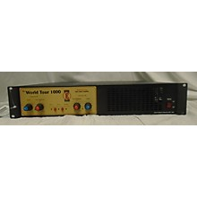 Eden WT-1000 Bass Power Amp