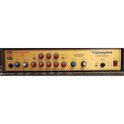 Eden WT500 HIGHWAYMAN Bass Amp Head