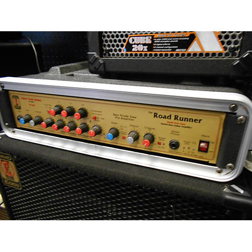 Eden WT600 World Travler Bass Amp Head