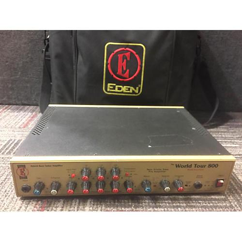 Eden WT800 World Tour Bass Amp Head