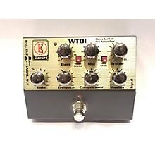 Eden WTDI Bass Effect Pedal