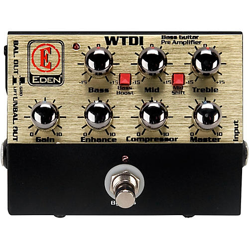 Eden WTDI World Tour Direct Box/Preamp
