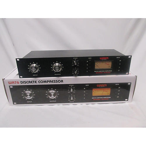 Warm Audio Wa76 Compressor